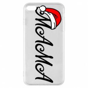 Etui na iPhone 8 Plus Boże Narodzenie. Mama
