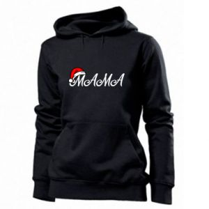 Women's hoodies Christmas. Mom