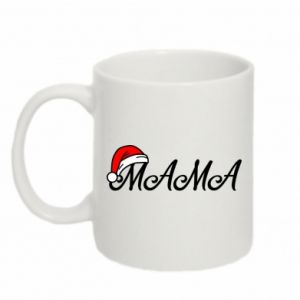 Mug 330ml Christmas. Mom