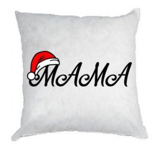 Poduszka Boże Narodzenie. Mama