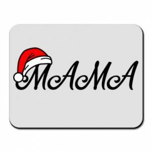 Podkładka pod mysz Boże Narodzenie. Mama