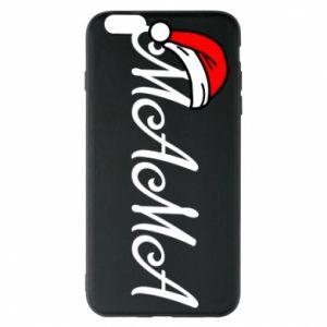 Etui na iPhone 6 Plus/6S Plus Boże Narodzenie. Mama