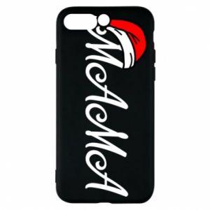 Etui na iPhone 7 Boże Narodzenie. Mama