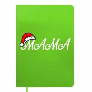 Notes Boże Narodzenie. Mama