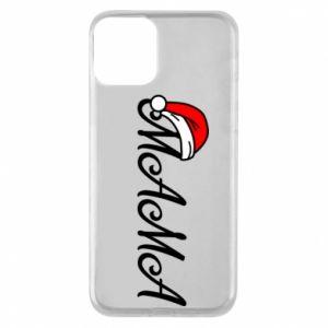 Etui na iPhone 11 Boże Narodzenie. Mama