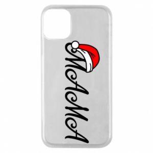 Etui na iPhone 11 Pro Boże Narodzenie. Mama