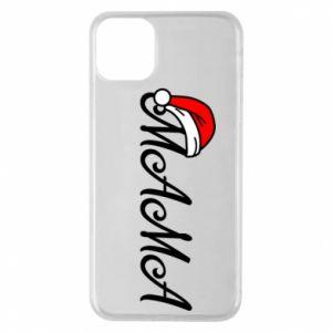 Etui na iPhone 11 Pro Max Boże Narodzenie. Mama