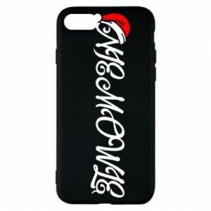 Etui na iPhone 7 Boże Narodzenie. Niemowlę