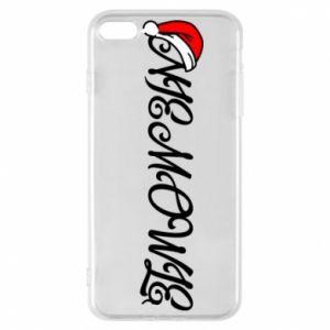 Etui na iPhone 8 Plus Boże Narodzenie. Niemowlę