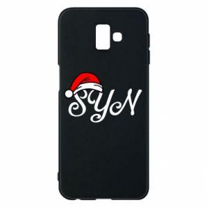 Etui na Samsung J6 Plus 2018 Boże Narodzenie. Syn