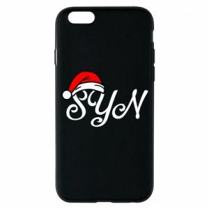 Etui na iPhone 6/6S Boże Narodzenie. Syn