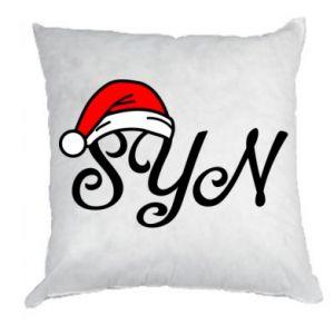 Poduszka Boże Narodzenie. Syn