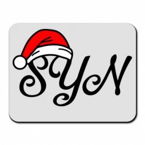 Podkładka pod mysz Boże Narodzenie. Syn