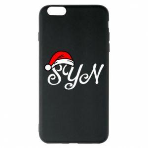 Etui na iPhone 6 Plus/6S Plus Boże Narodzenie. Syn