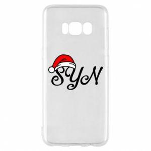 Etui na Samsung S8 Boże Narodzenie. Syn