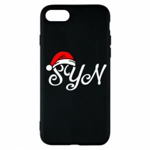 Etui na iPhone 7 Boże Narodzenie. Syn