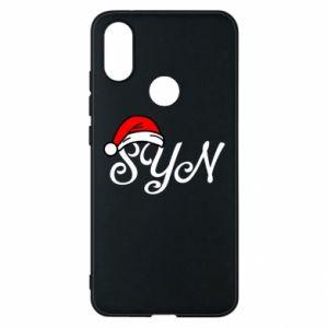 Etui na Xiaomi Mi A2 Boże Narodzenie. Syn