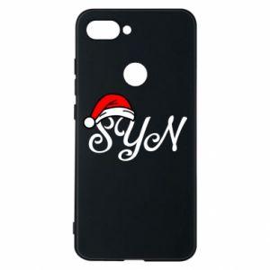 Etui na Xiaomi Mi8 Lite Boże Narodzenie. Syn