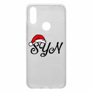 Etui na Xiaomi Redmi 7 Boże Narodzenie. Syn