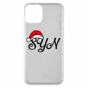 Etui na iPhone 11 Boże Narodzenie. Syn