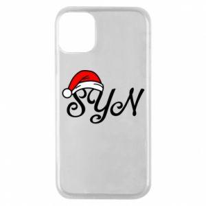 Etui na iPhone 11 Pro Boże Narodzenie. Syn