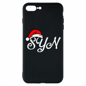Etui na iPhone 8 Plus Boże Narodzenie. Syn