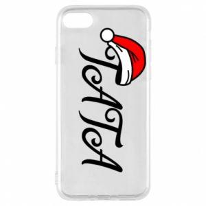 Etui na iPhone 8 Boże Narodzenie. Tata