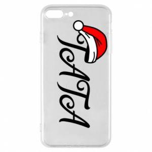 Etui na iPhone 8 Plus Boże Narodzenie. Tata