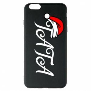 Etui na iPhone 6 Plus/6S Plus Boże Narodzenie. Tata
