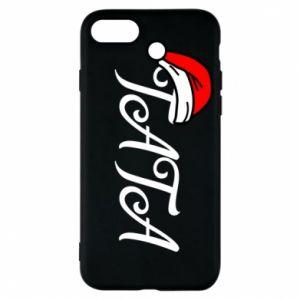 Etui na iPhone 7 Boże Narodzenie. Tata