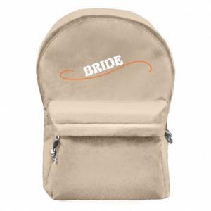 Plecak z przednią kieszenią Bride