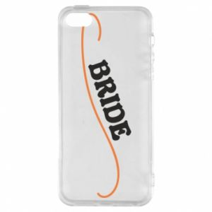 Etui na iPhone 5/5S/SE Bride