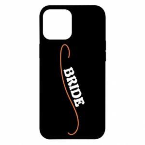 Etui na iPhone 12 Pro Max Bride
