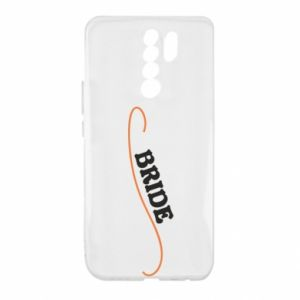 Xiaomi Redmi 9 Case Bride