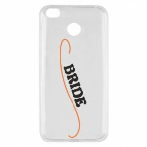 Etui na Xiaomi Redmi 4X Bride