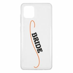 Etui na Samsung Note 10 Lite Bride