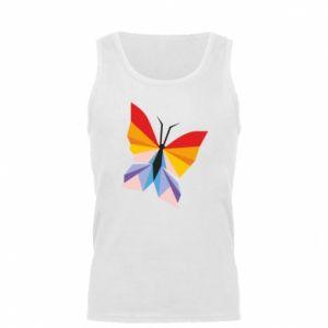 Men's t-shirt Bright butterfly abstraction - PrintSalon