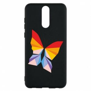 Phone case for Huawei Mate 10 Lite Bright butterfly abstraction - PrintSalon