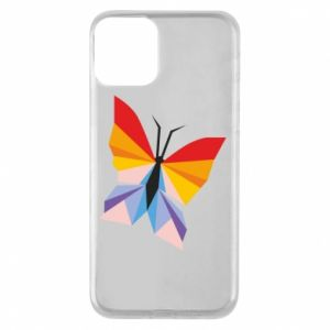 Etui na iPhone 11 Bright butterfly abstraction