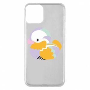 Etui na iPhone 11 Bright colored duck