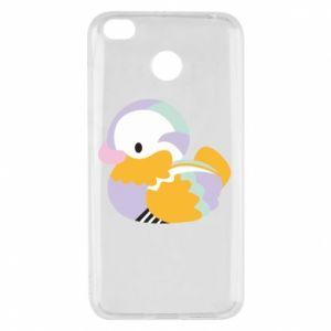 Etui na Xiaomi Redmi 4X Bright colored duck