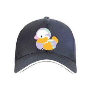 Czapka Bright colored duck