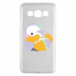 Etui na Samsung A3 2015 Bright colored duck