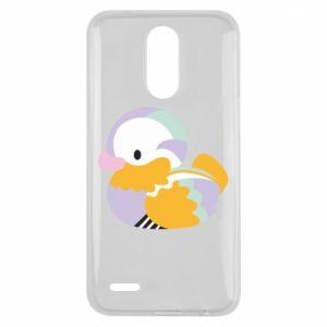 Etui na Lg K10 2017 Bright colored duck