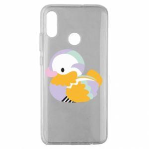 Etui na Huawei Honor 10 Lite Bright colored duck