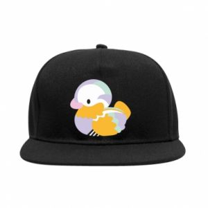 Snapback Bright colored duck