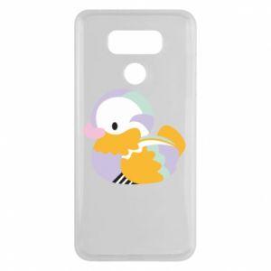 Etui na LG G6 Bright colored duck