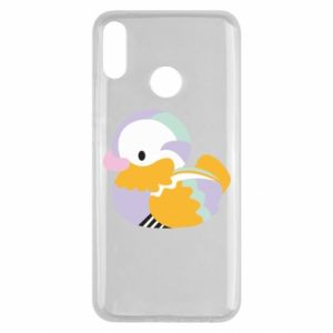 Etui na Huawei Y9 2019 Bright colored duck