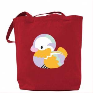Torba Bright colored duck