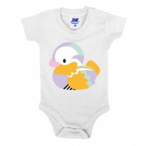 Body dziecięce Bright colored duck